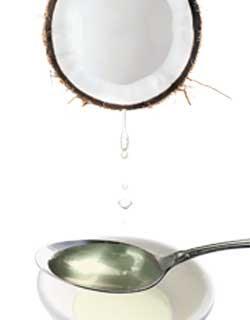 óleo de coco virgem